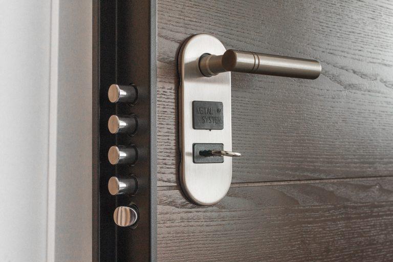 5 tyes of locks