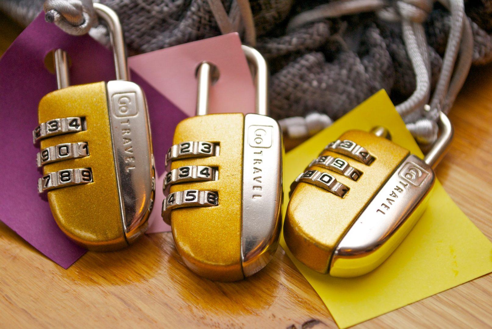 Types of upvc door locks