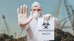 Look for Hazardous Waste