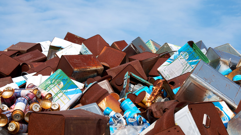 Single Solution for all types of Building Waste